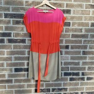Beth Bowley Anthropologie silk dress ,4